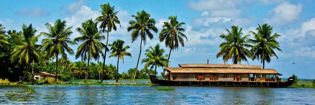 Journey to the Heart V – Kerala, India
