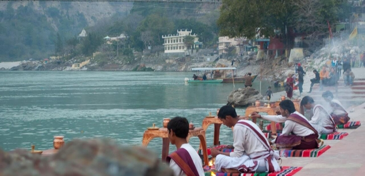 Journey To The Heart IV – India, Rishikesh