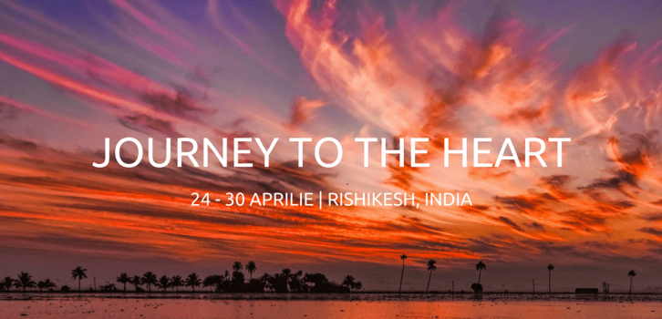 Journey to the Heart III – Rishikesh, India
